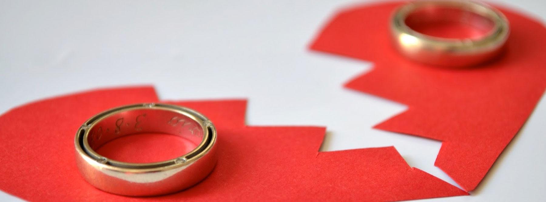 La separazione e il divorzio - Strumenti per affrontarlo